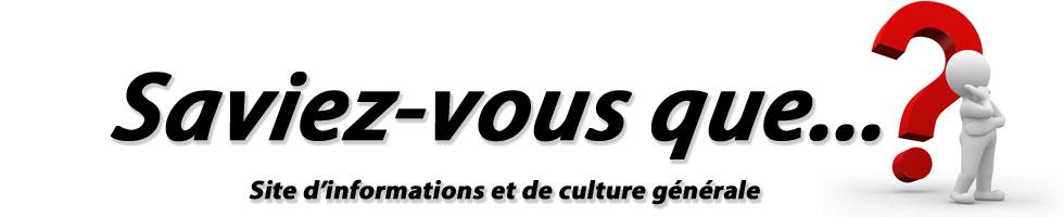Site d'informations et de culture générale